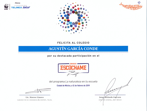Proyecto Escúchame
